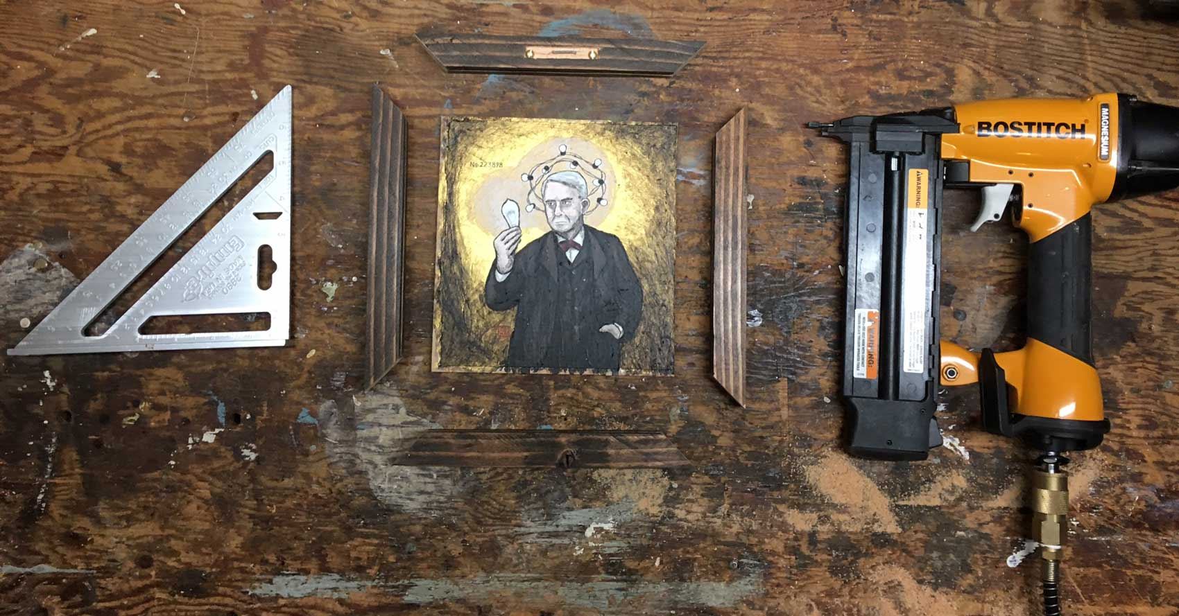 St. Thomas, Bringer of Light, Dispeller of Dark